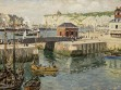 Port of Dieppe, France, 1910