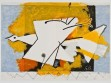 Georges Braque, untitled, lithograph